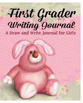 First Grader Writing Journal - Peter James