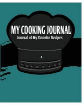 My Cooking Journal - Peter James