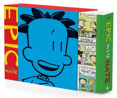 Epic Big Nate - Lincoln Peirce