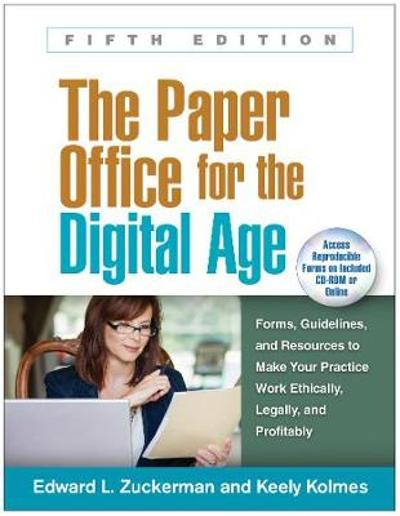 The Paper Office for the Digital Age, Fifth Edition - Edward L. Zuckerman