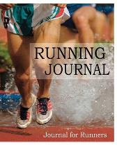 Running Journal - Peter James