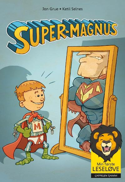 Super-Magnus - Jan Grue