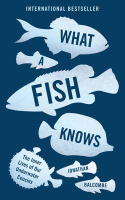 What a Fish Knows - Jonathan Balcombe