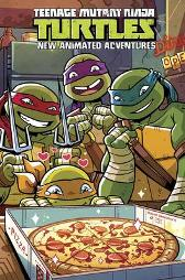 Teenage Mutant Ninja Turtles New Animated Adventures Omnibus Volume 2 - Landry Walker Jackson Lanzing David Server Matthew K. Manning