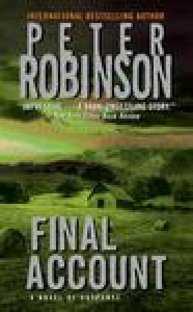 Final account - Peter Robinson