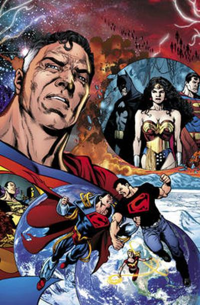 Absolute Infinite Crisis - Geoff Johns