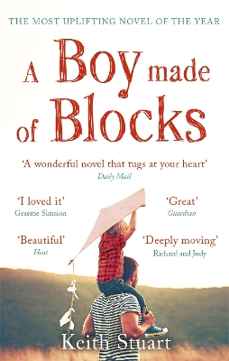 A boy made of blocks - Keith Stuart
