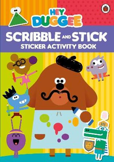 Hey Duggee: Scribble and Stick - Hey Duggee