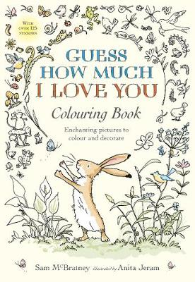 Guess How Much I Love You Colouring Book - Sam McBratney
