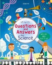 Lift-the-flap Questions and Answers about Science - Katie Daynes Katie Daynes Marie-Eve Tremblay