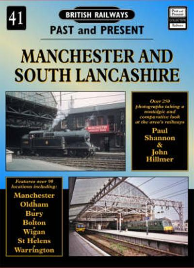 Manchester and South Lancashire - Paul Shannon