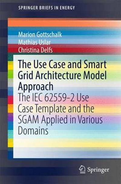 The Use Case and Smart Grid Architecture Model Approach - Mathias Uslar