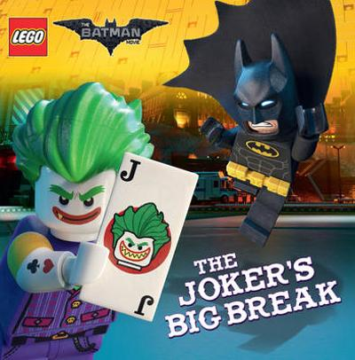 The LEGO Batman Movie: The Joker's Big Break - Michael Petranek