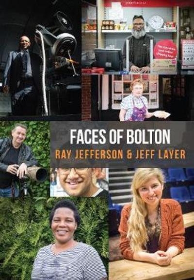 Faces of Bolton - Ray Jefferson