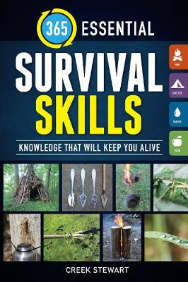 365 Essential Survival Skills - Creek Stewart