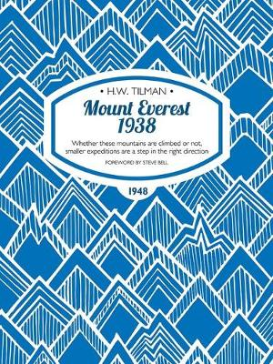 Mount Everest 1938 -