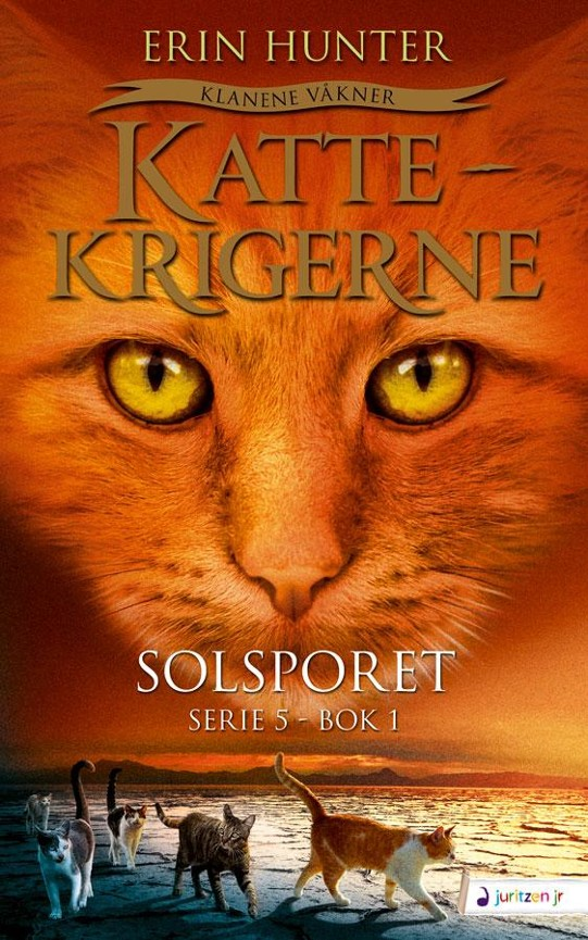 Solsporet - Erin Hunter