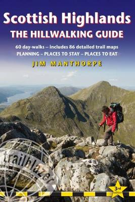 Scottish Highlands - the Hillwalking Guide -
