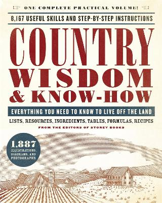 Country Wisdom & Know-How - Editors of Storey