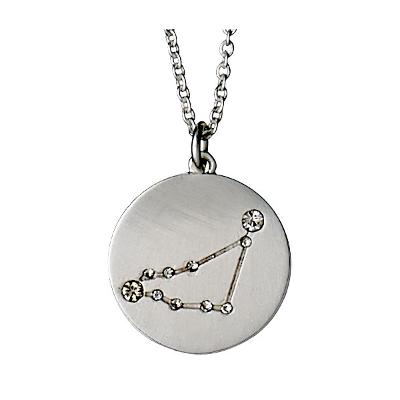 Capricorn Horoscope Necklace - Pilgrim