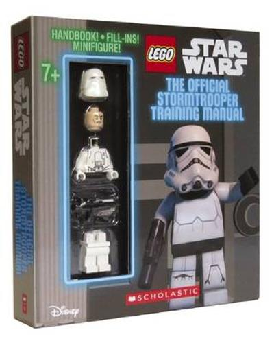 LEGO STAR WARS The Official Stormtrooper Handbook - Scholastic