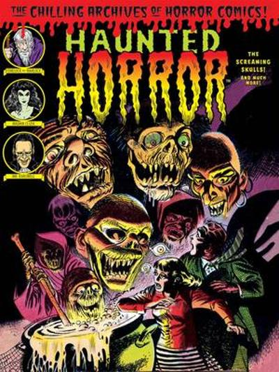 Haunted Horror The Screaming Skulls! And Much More - Craig Yoe