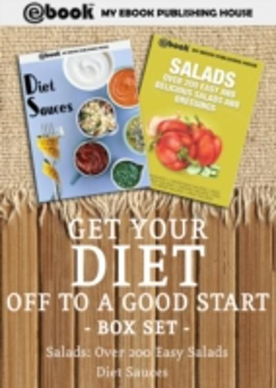 Get Your Diet off to a Good Start Box Set - My Ebook Publishing House