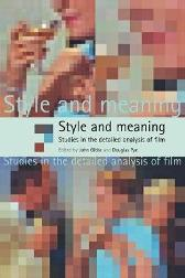 Style and Meaning - John Gibbs Douglas Pye Susan Williams