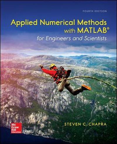 Applied Numerical Methods with MATLAB for Engineers and Scientists - Steven Chapra