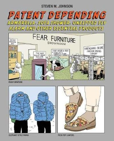 Patent Depending - Steven M Johnson