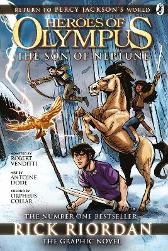 The Son of Neptune: The Graphic Novel (Heroes of Olympus Book 2) - Rick Riordan