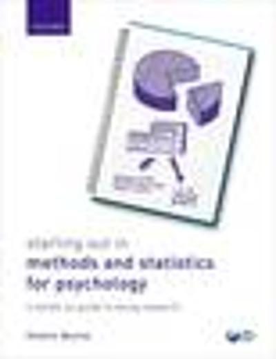 Starting Out in Methods and Statistics for Psychology - Victoria Bourne