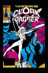 Cloak And Dagger: Shadows And Light - Bill Mantlo Chris Claremont Al Milgrom