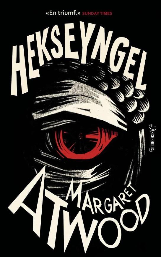 Hekseyngel -        Margaret Atwood            Inger Gjelsvik