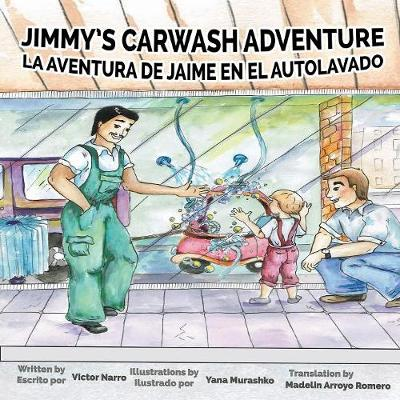 Jimmy's Carwash - Victor Narro