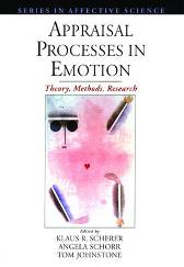 Appraisal Processes in Emotion - K. Scherer A. Schorr T. Johnstone