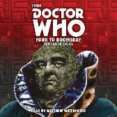Doctor Who: Four to Doomsday - Terrance Dicks Matthew Waterhouse