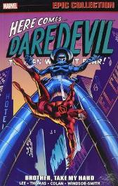 Daredevil Epic Collection: Brother, Take My Hand - Stan Lee