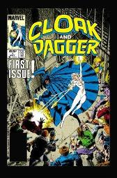 Cloak And Dagger: Lost And Found - Bill Mantlo Rick Leonardi Terry Shoemaker