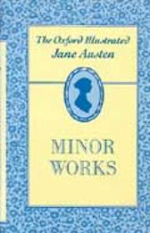Minor Works - Jane Austen R. W. Chapman