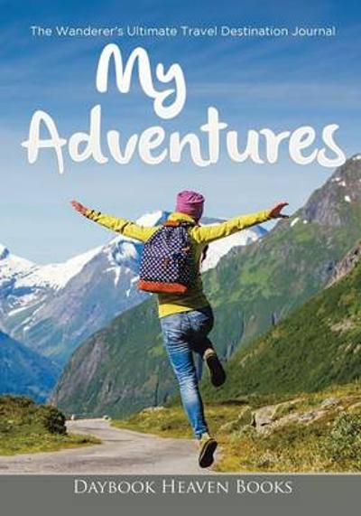 My Adventures - Daybook Heaven Books