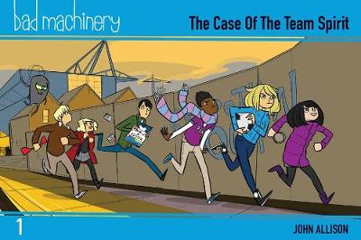 Bad Machinery Volume 1 - Pocket Edition - John Allison