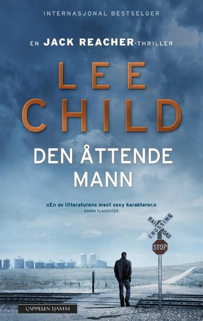 Den åttende mann - Lee Child