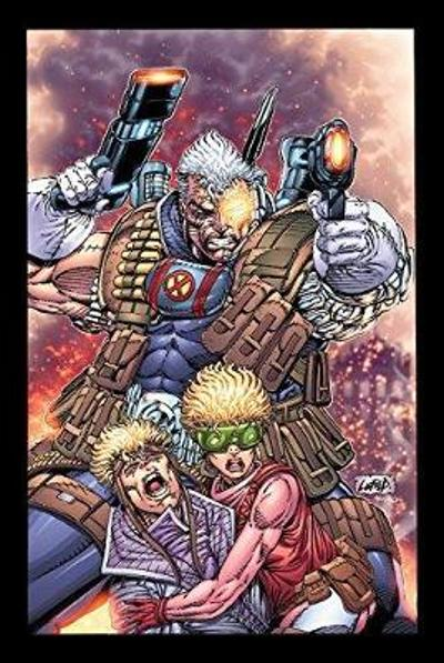 X-force Epic Collection: Under The Gun - Rob Liefeld
