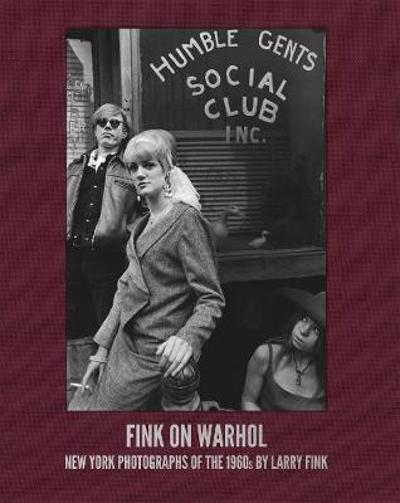 Fink on Warhol - Larry Fink