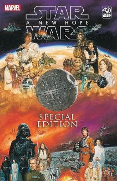 Star Wars Special Edition: A New Hope - Bruce Jones
