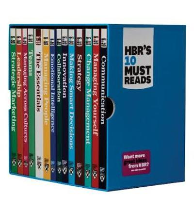 HBR's 10 Must Reads Ultimate Boxed Set (14 Books) - Harvard Business Review