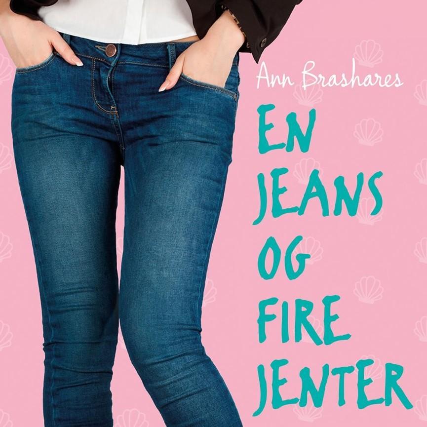 0dc10f59 En jeans og fire jenter - Ann Brashares - Nedlastbar lydbok ...