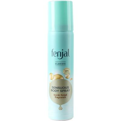 Fenjal Classic Sensuous Body Spray - Fenjal