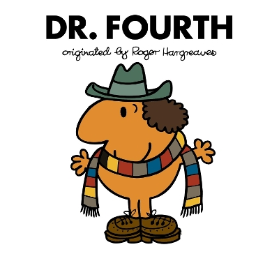 Doctor Who: Dr. Fourth (Roger Hargreaves) - Adam Hargreaves